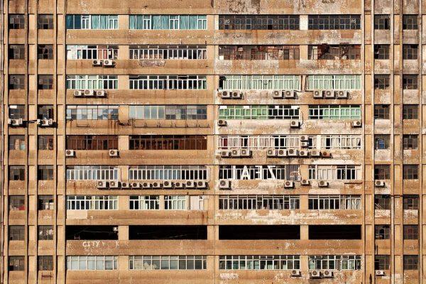 fachada condominio velho