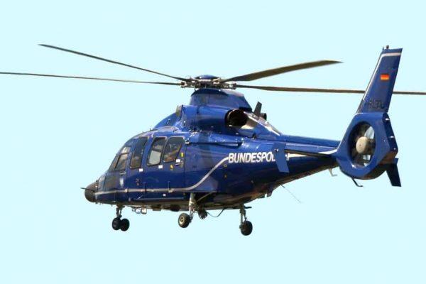 aeronautico police helicopter